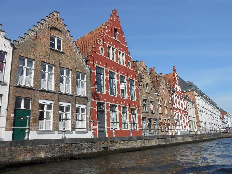 la ville de bruges ou brugge en neerlandais Dscn3750