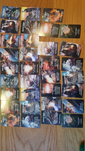 [Biete] X-Wing 1.0 Karten + Manöverräder + AllWings Schadens 20190215
