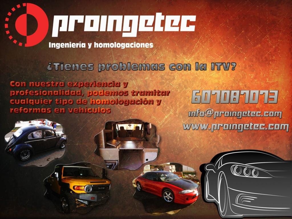 Acuerdo con Homologaciones Proingetec Homola10
