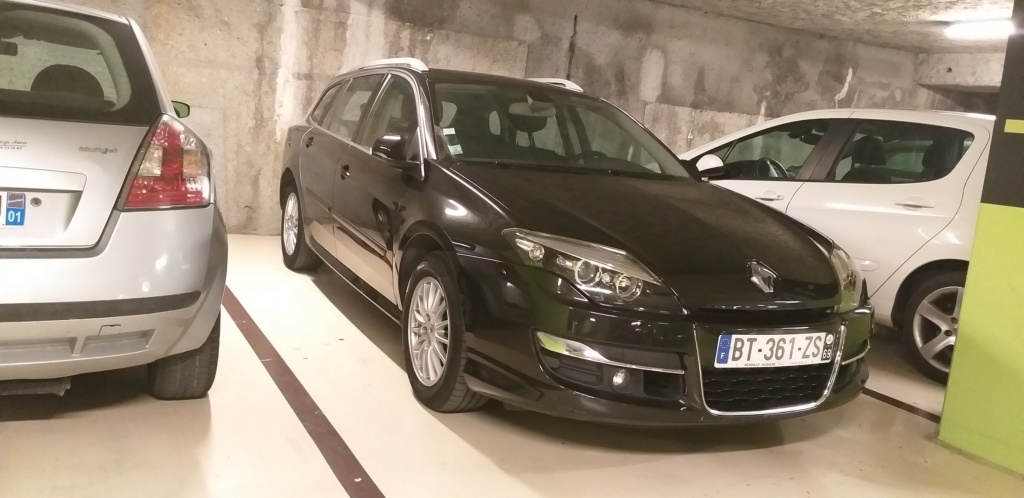 [SosoDu38] Laguna III.2 Estate 1.5 dCi Black Edition 20190313