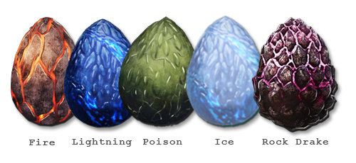 [OLD] Guide: Wyverns & Rock Drakes Eggs11