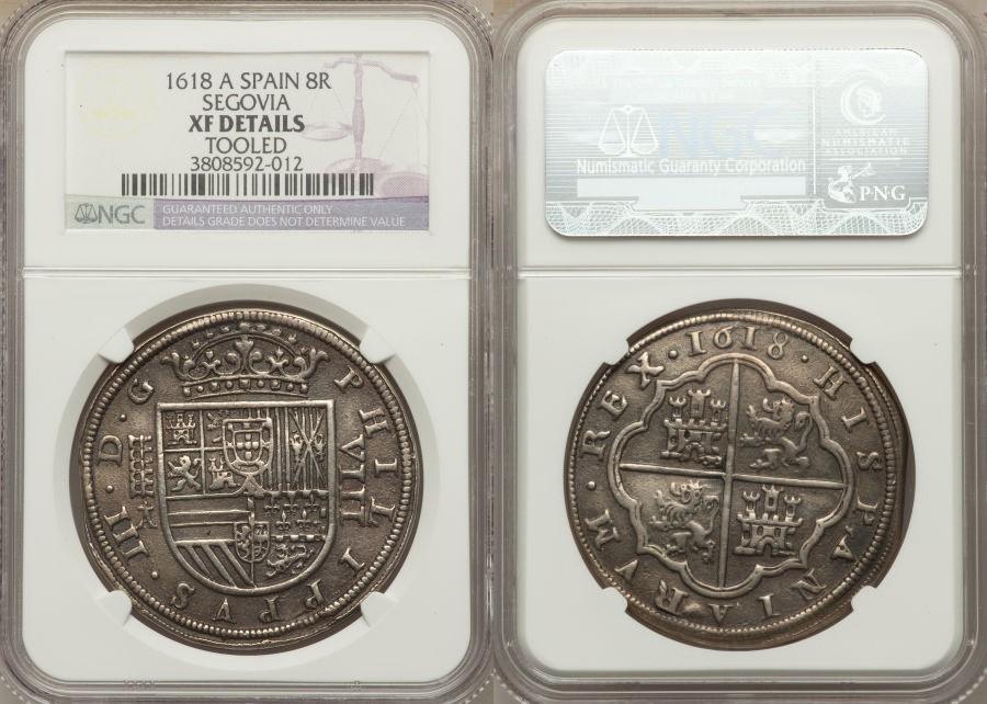 8 reales de Potosí, 1726, de Luis I - Página 2 24135810