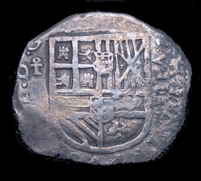 8 Reales 1630. Felipe IV. Toledo (P) Clipbo10