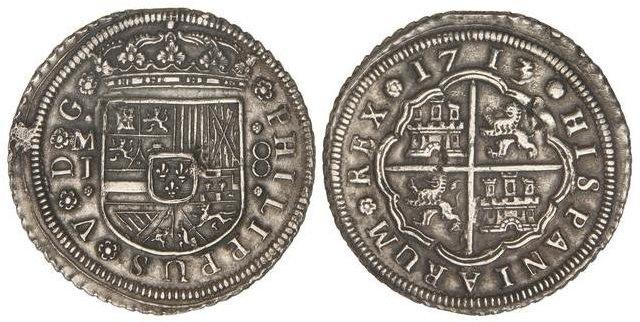 Colección de Duros. Cuatro siglos de historia. Madrid12