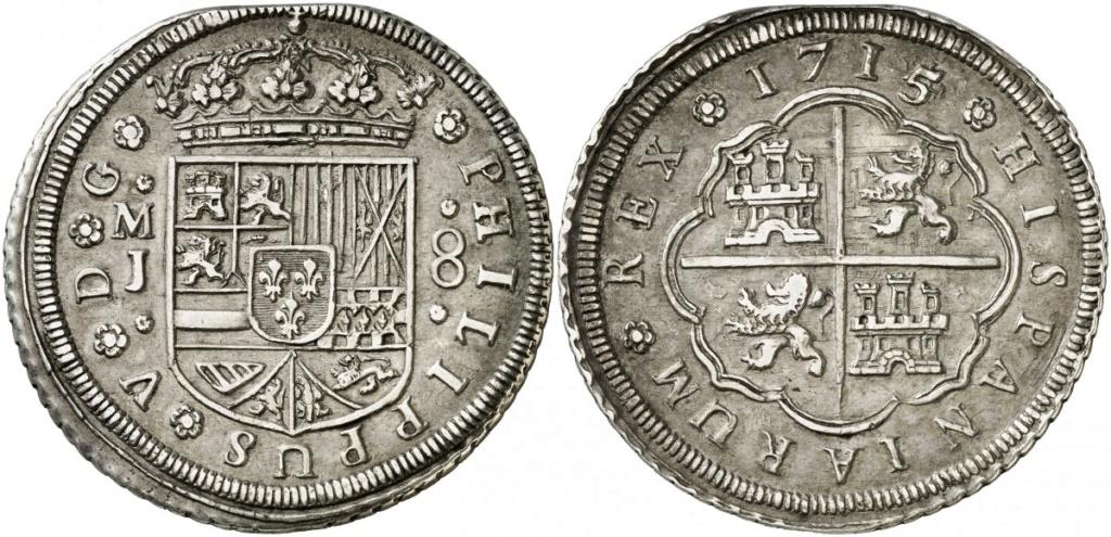 Colección de Duros. Cuatro siglos de historia. Madrid14