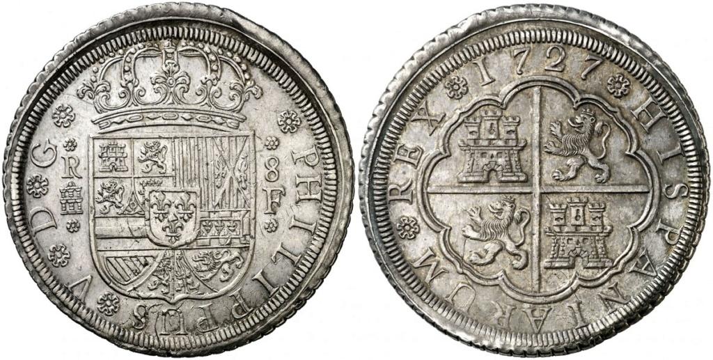 Colección de Duros. Cuatro siglos de historia. S2710