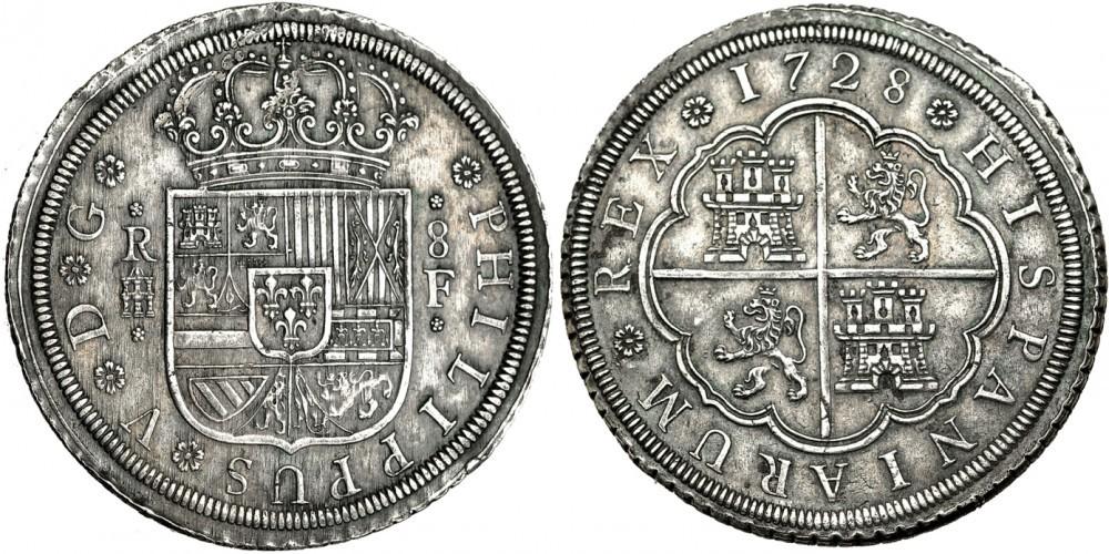 Colección de Duros. Cuatro siglos de historia. S2810