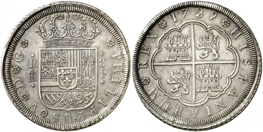 Colección de Duros. Cuatro siglos de historia. S2910