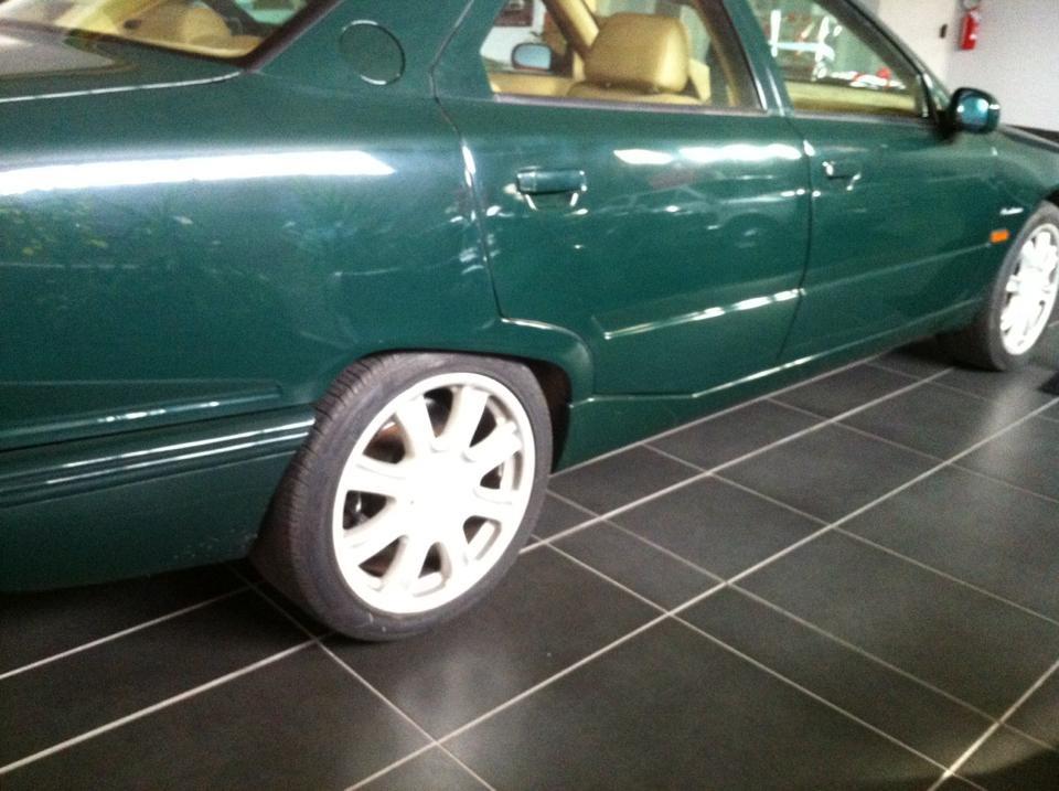 Voglia di ritornare in Maserati: consigli su Quattroporte 2.8 Evoluzione 08f4a710