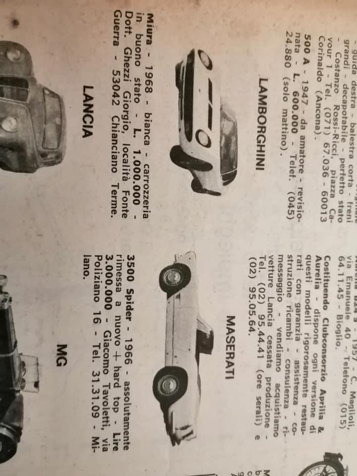 Quattroruote 08/1974 84c1c110