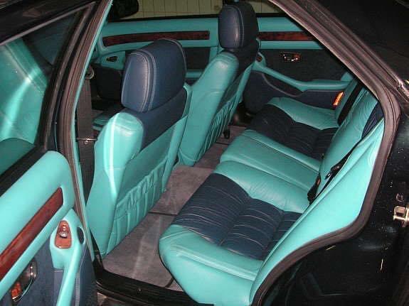 Quattroporte IV con interni primatist  93478f10