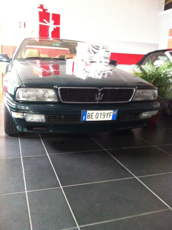 Voglia di ritornare in Maserati: consigli su Quattroporte 2.8 Evoluzione 9434db10