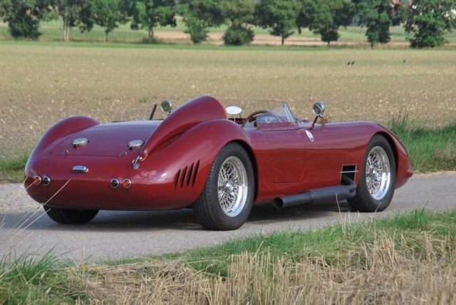 Maserati 450S replica in vendita a 270 mila euro  A03ed310