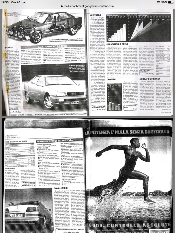 maserati quattroporte IV, DeTomaso o Fiat? - Pagina 3 Ad0b4b10