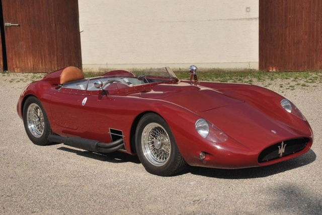 Maserati 450S replica in vendita a 270 mila euro  C082bd10