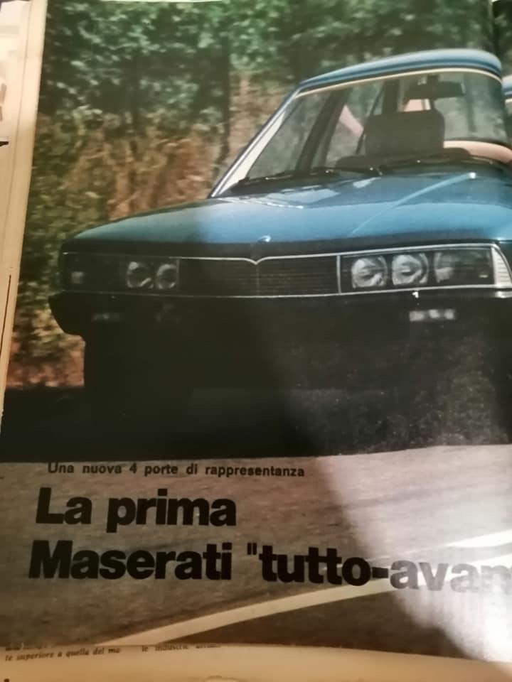 Quattroruote 08/1974 E9262410