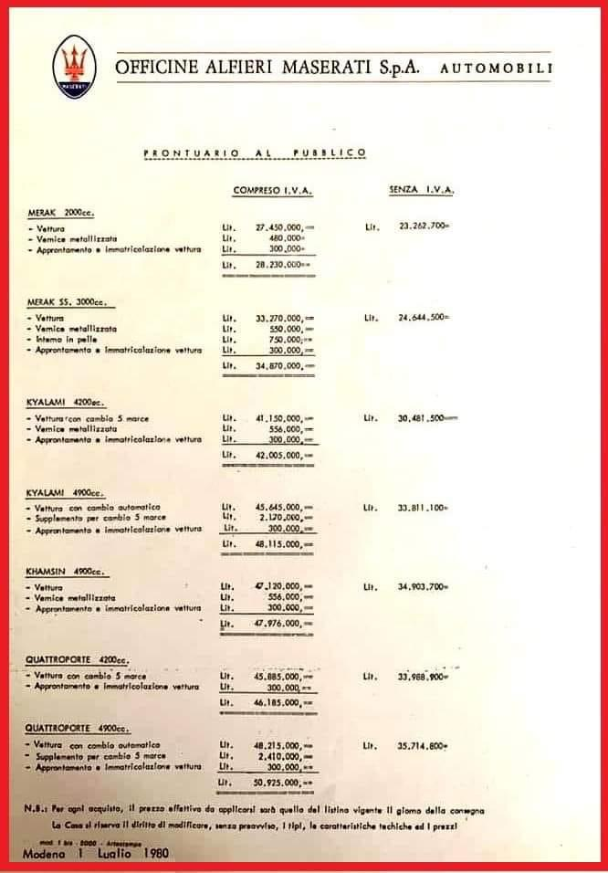 Listino prezzi 1980 Fe443f10