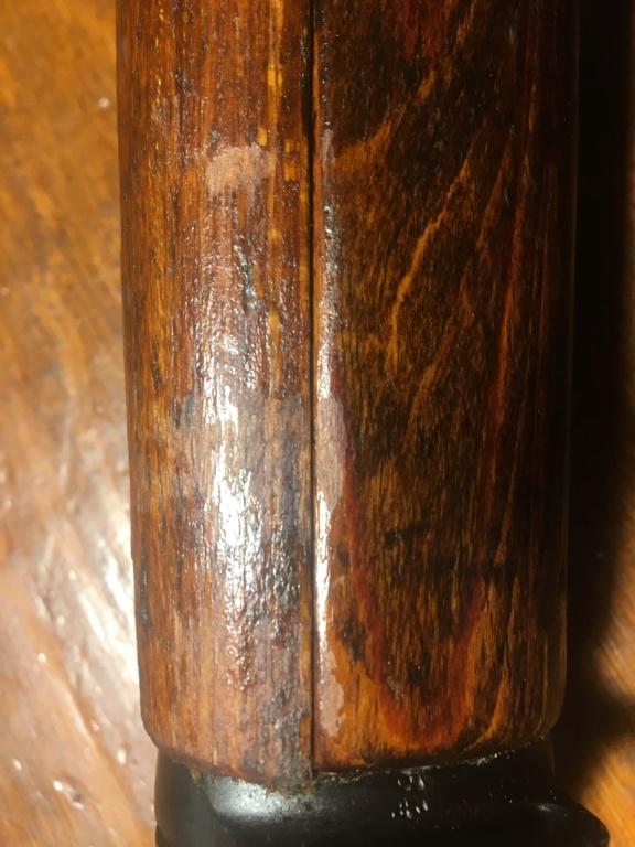Huile de lin et bois de carabine  298bd710