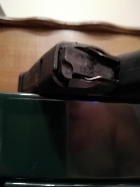 Problème avec glock 31e6a610