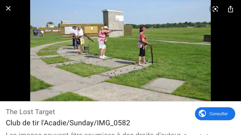 Redorer le sport du tir avec une compétion de femmes. 49a40410