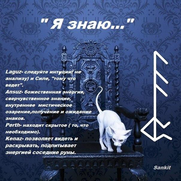 """""""Я знаю"""" автор Санкит 6572-010"""