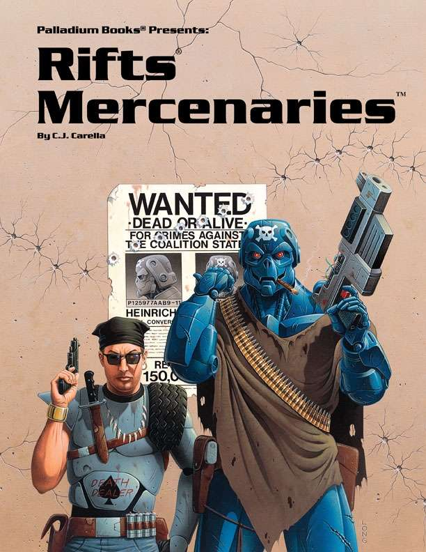 """Rifts Mercenaries"" Rifts_14"