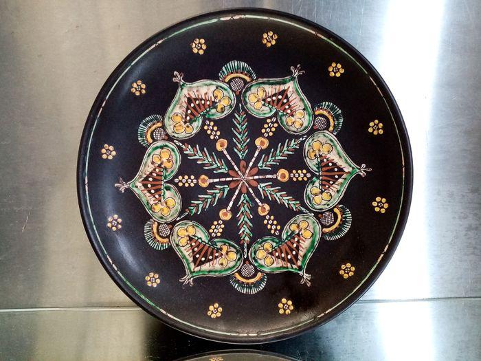 ceramic plate  -  Steffisburg Switzerland  2ff7d411
