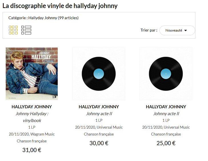 "Bientôt "" Johnny Acte 2 "" 2222510"