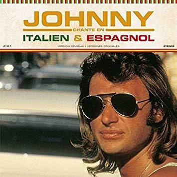 Johnny Chante en Italien et Espagnol 51s00o10