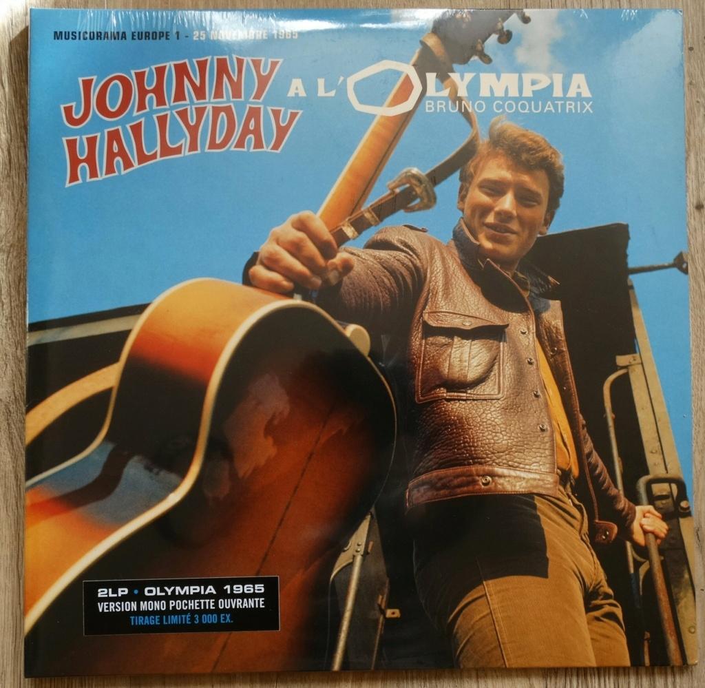 Sortie : Vinyles Olympia Story  65-110