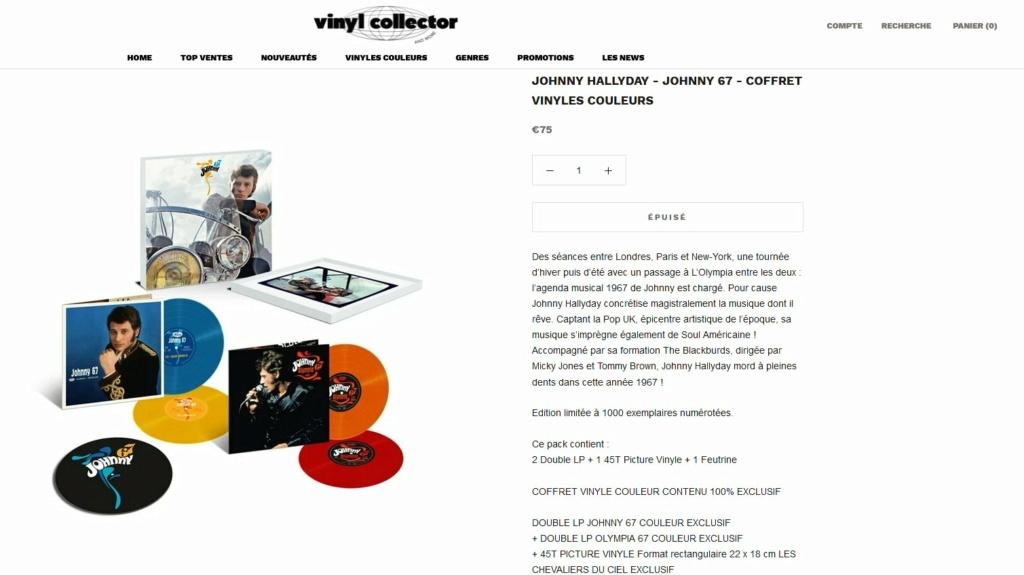 Coffret Vinyles Couleur Exclusif  - Page 2 6711