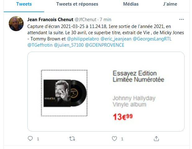 Essayez - Vinyle - Edition Limitée Numérotée  Essaye11