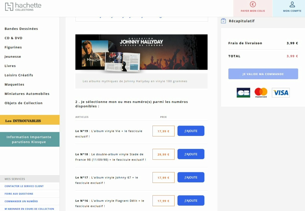 Journaux.fr ( N° 20 olympia 64 ) Hachet14