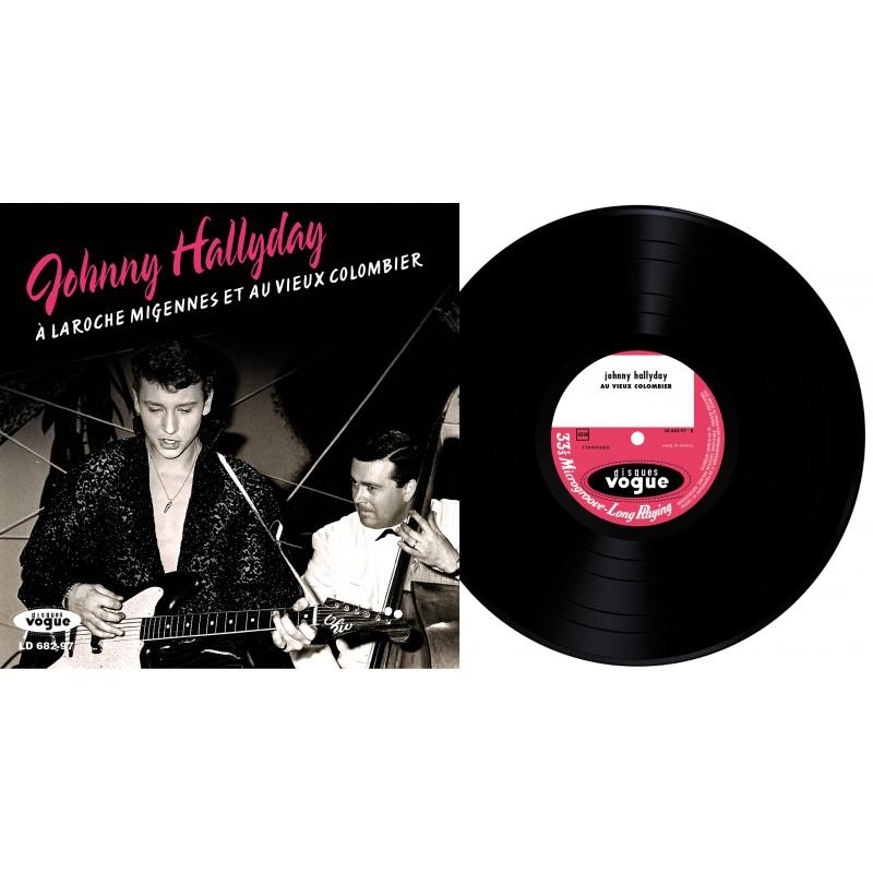 sortie mars 2019 vinyle Johnny14