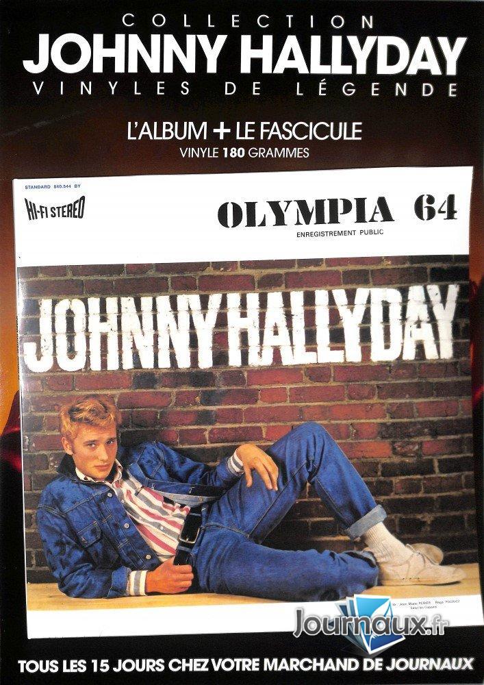 Journaux.fr ( N° 20 olympia 64 ) M1372-13