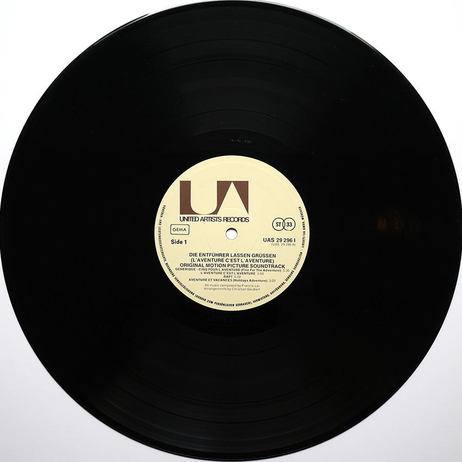 L'AVENTURE C'EST L'AVENTURE ( SP - LP )( TOUTES LES EDITIONS )( 1972-2018 ) P1560010