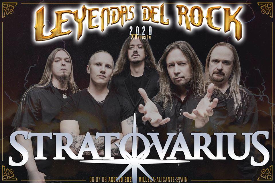 Leyendas el Rock 2020 Strato10