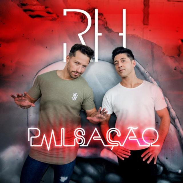 CD EP RICARDO E HENRIQUE - PULSAÇÃO. (2019) Ricard10