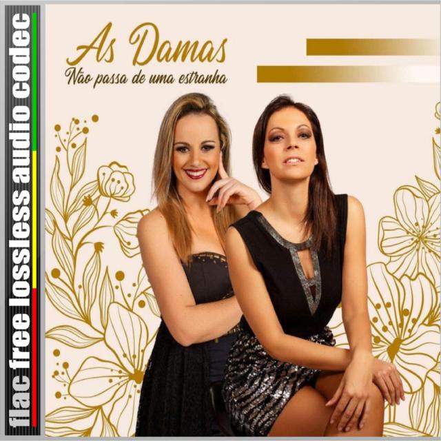 CD (SINGLE) (FLAC) AS DAMAS - NÃO PASSA DE UMA ESTRANHA. (2019) Site_i26