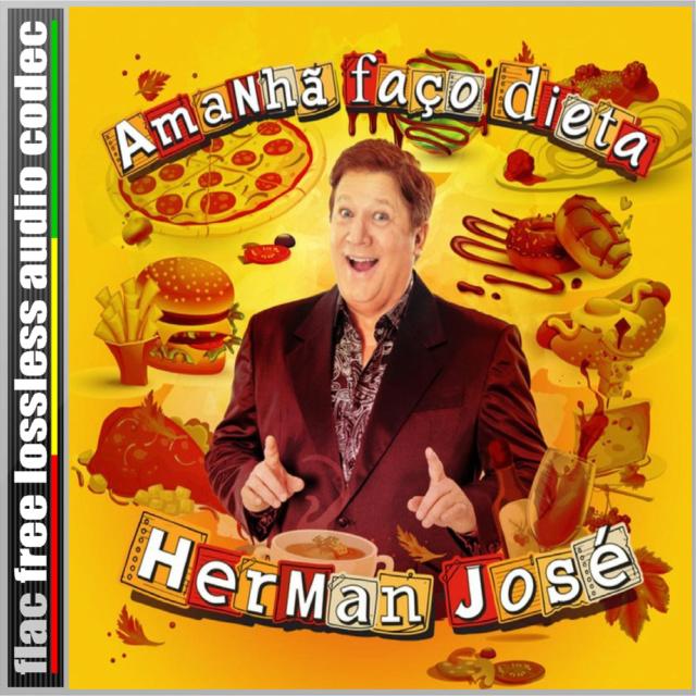 CD (SINGLE) (FLAC) HERMAN JOSÉ - AMANHÃ FAÇO DIETA.  Site_i28