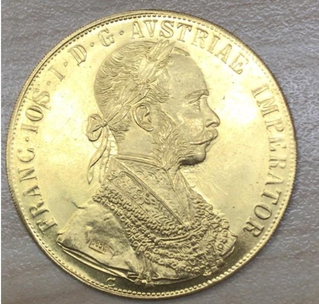 4 Ducados Francisco Jose I 1915 4_duca10