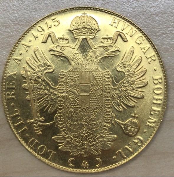 4 Ducados Francisco Jose I 1915 4_duca11
