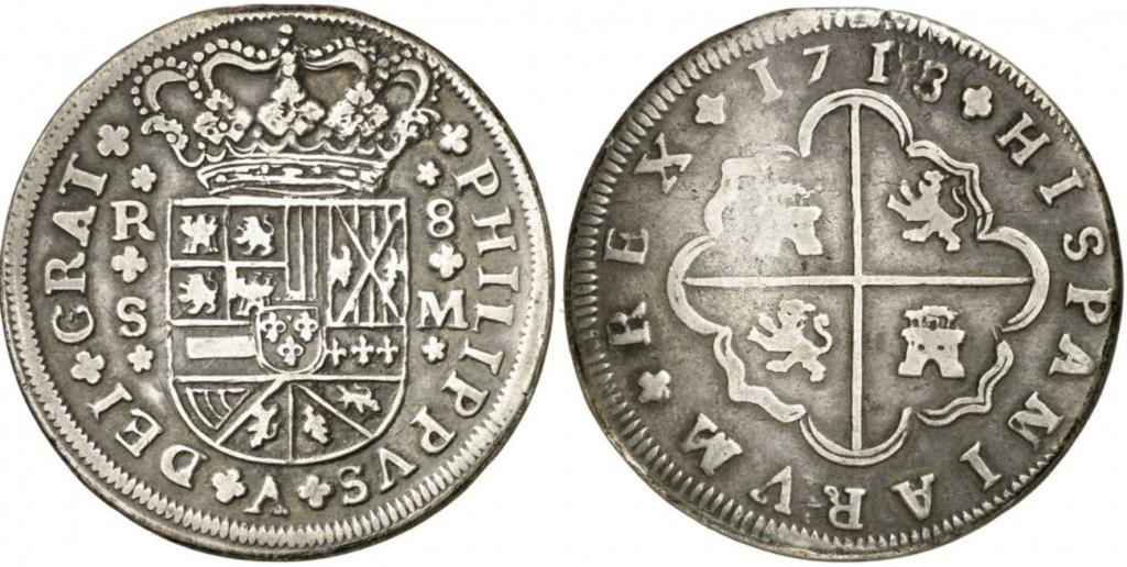 8 reales de Felipe V 1718, Sevilla 8_a_310