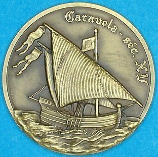 10 escudos de 1954. República de Portugal. Carabe10