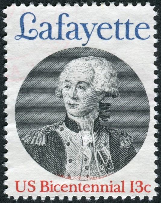 1 Dólar Lafayette USA 1900 Lafaye10
