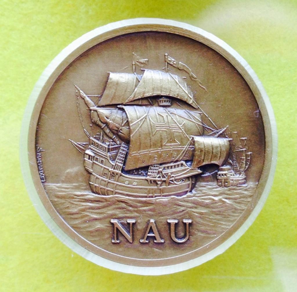 10 escudos de 1954. República de Portugal. Nao_po10