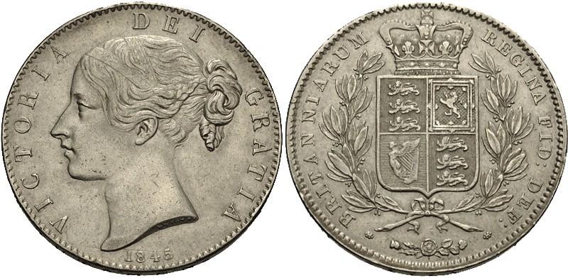 Corona de Jorge V - Reino Unido, 1928 Victor10