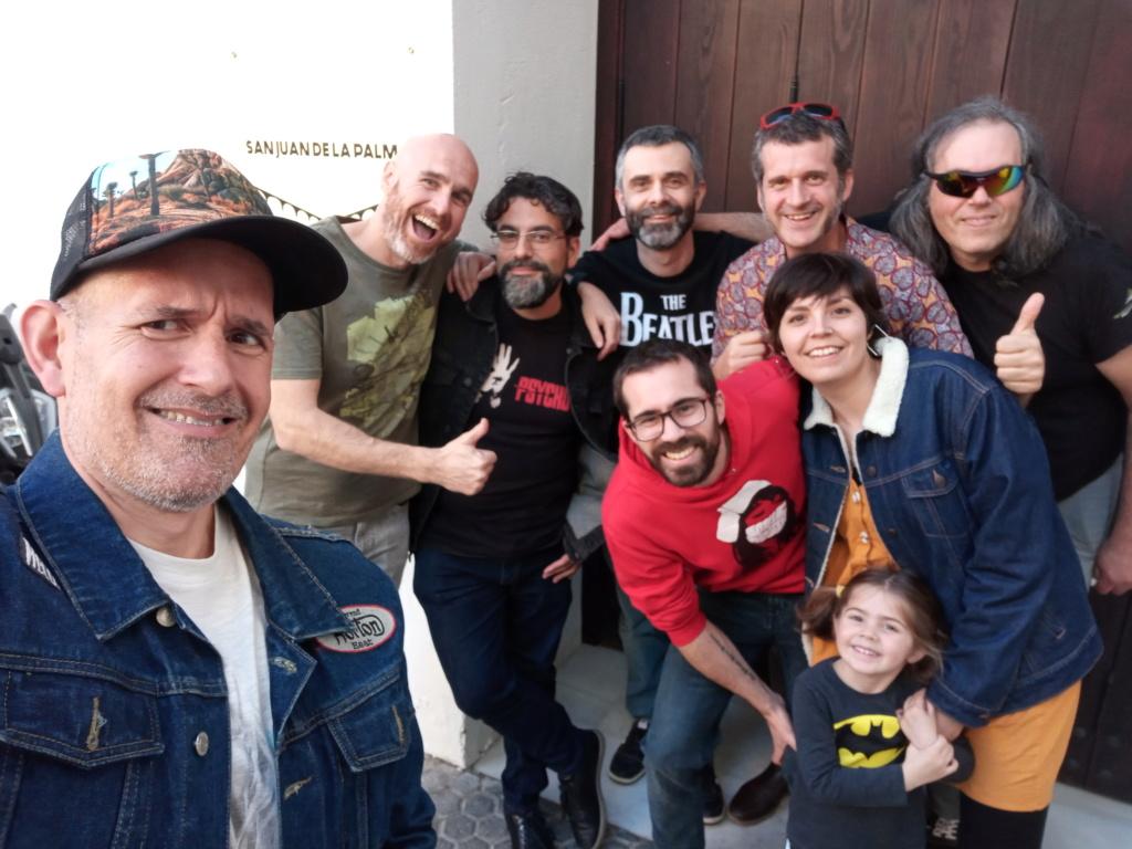 Quedada Forera Ciudad de Sevilla sábado 22 de Febrero 2020 - We'll be back 4 Mudhoney!! - Página 9 20200211