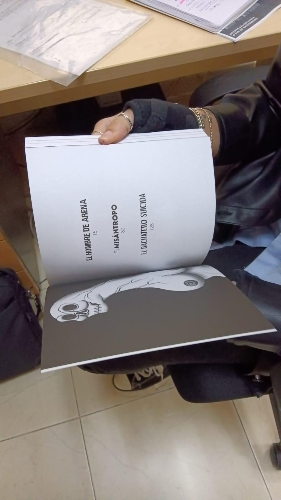 Trilogía de la Destrucción - Nuevo libro de Hank *** prólogo by Salakov *** YA DISPONIBLE - Página 3 47a0cf10