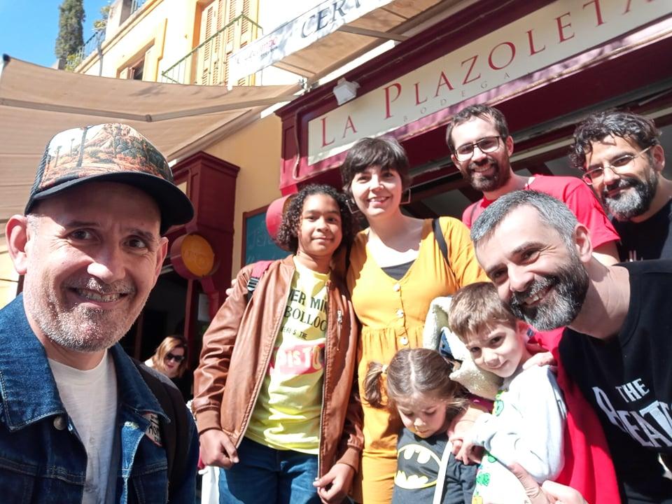 Quedada Forera Ciudad de Sevilla sábado 22 de Febrero 2020 - We'll be back 4 Mudhoney!! - Página 10 87505910